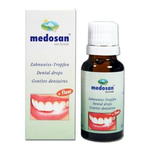 σταγόνες λεύκανσης Dental Drops