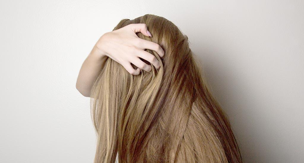 Όμορφα και λαμπερά μαλλιά